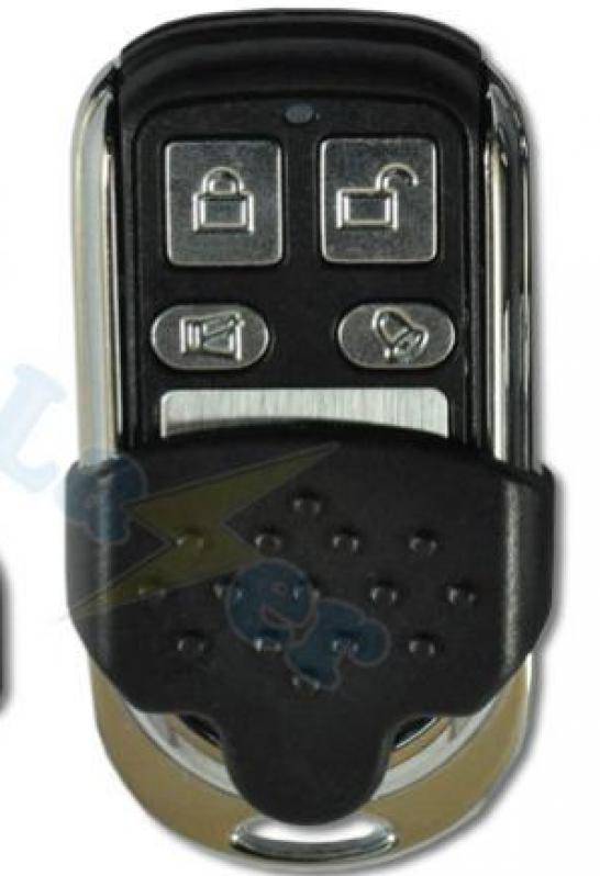 Chaves Codificada Automóvel - Chaveiro de Chaves Codificadas